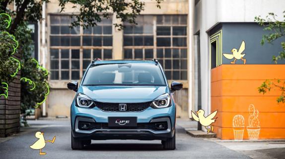 东风Honda来福酱,为什么说它是小型车代表之作?